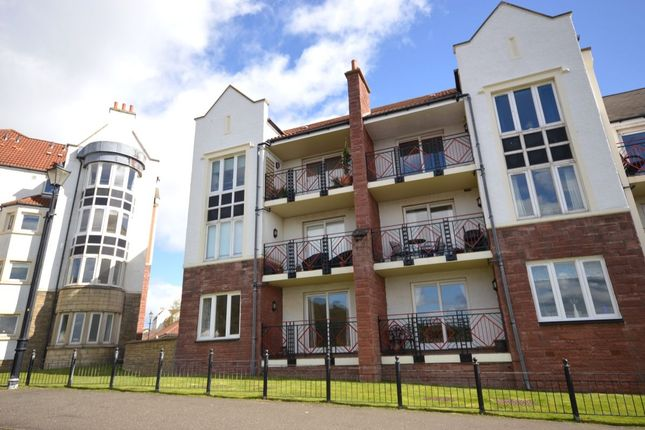 Thumbnail Flat for sale in The Moorings, Dalgety Bay, Dunfermline