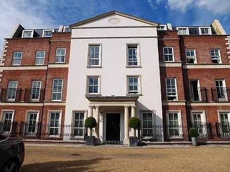 Thumbnail Flat to rent in Bloomsbury Mansions, Widmore Road, Bromley