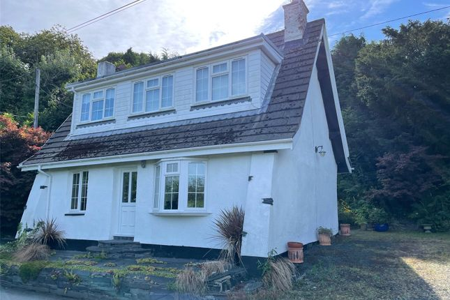 Thumbnail Detached house for sale in Goitre, Llancynfelin, Machynlleth