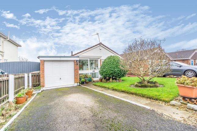 Thumbnail Detached bungalow for sale in South Hey Road, Heswall, Wirral