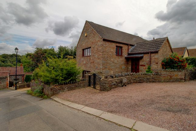 Thumbnail Detached house for sale in Quarry Road, Frenchay, Bristol