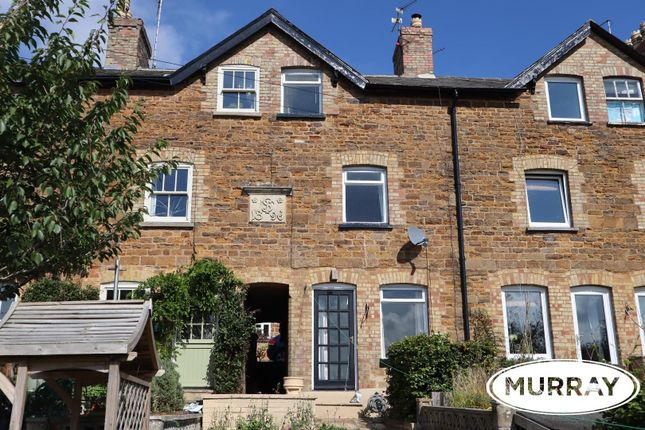 Thumbnail Terraced house for sale in Pleasant Terrace, Uppingham, Oakham
