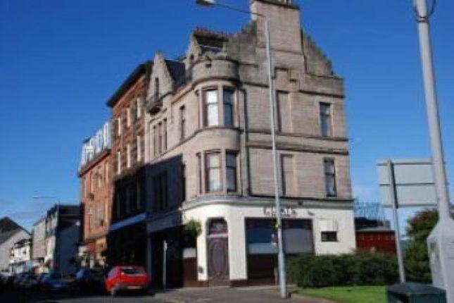 Thumbnail Flat to rent in Kempock Street, Gourock