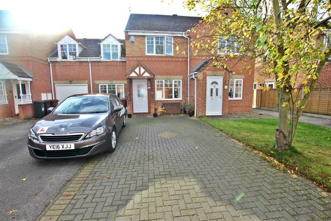 Thumbnail Semi-detached house for sale in 8 Field View, Norton, Malton