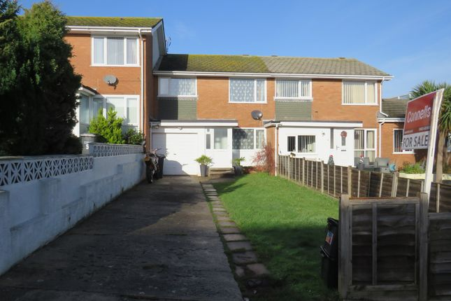 Thumbnail Terraced house for sale in Rosemary Gardens, Paignton