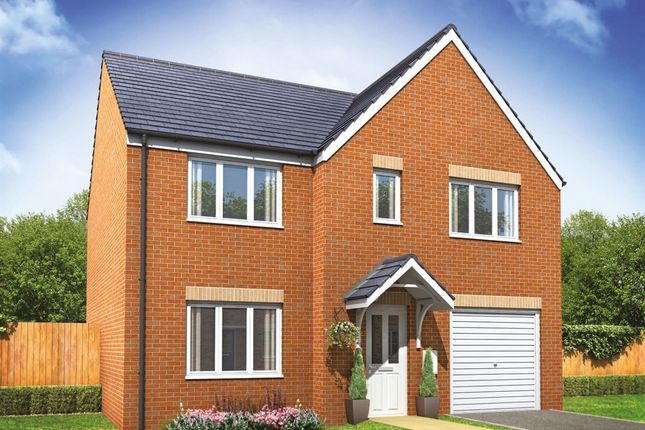 """Thumbnail Detached house for sale in """"The Winster"""" at Lundhill Road, Wombwell, Barnsley"""