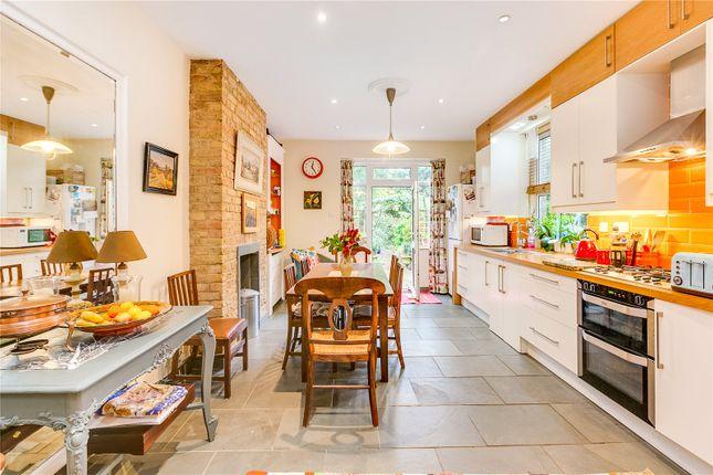 Kitchen of Wormholt Road, Shepherd's Bush, London W12