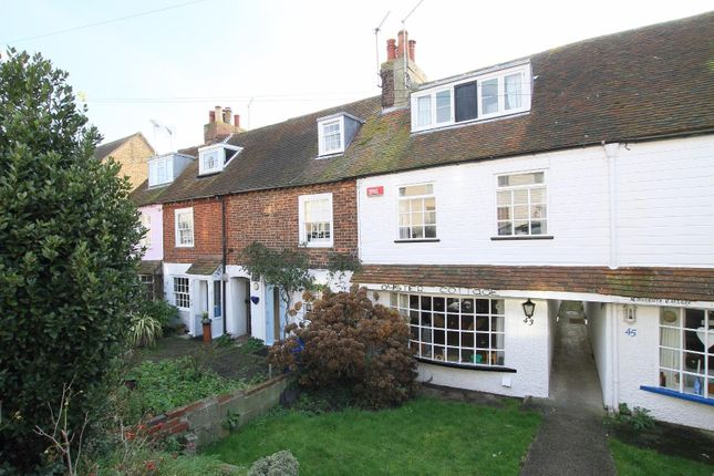 Thumbnail Property for sale in Island Wall, Whitstable