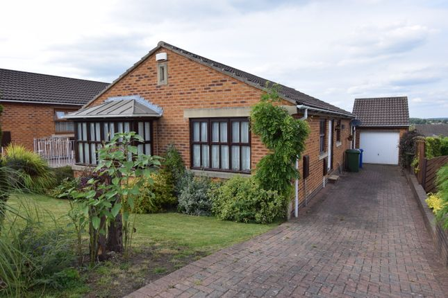Thumbnail Bungalow for sale in Halesworth Close, Chesterfield