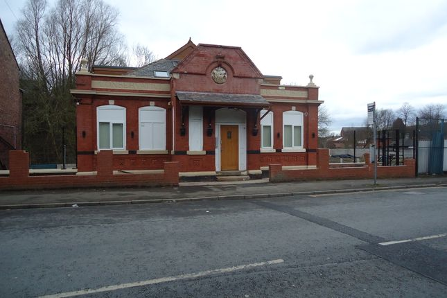 Thumbnail 2 bed flat to rent in Middleton Old Road, Blackley, Manchester