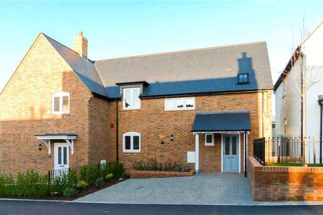 Thumbnail Semi-detached house for sale in Chequers Place, Lytchett Matravers, Poole