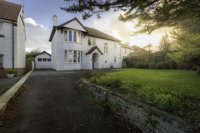 Thumbnail Detached house for sale in 20 Merlins Hill, Haverfordwest