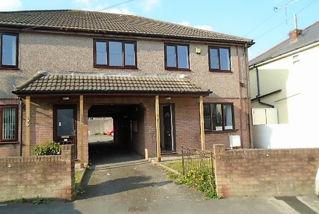 Thumbnail 2 bed flat for sale in Conway Road, Newport