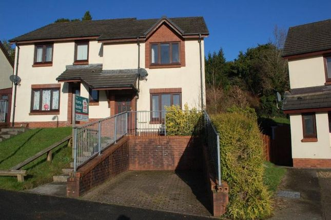Thumbnail Property to rent in Heol Beca, Johnstown, Carmarthen