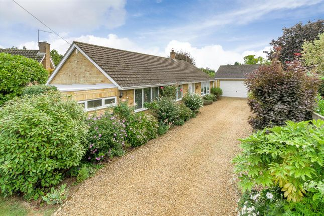 Thumbnail Detached bungalow for sale in Rosedale, The Promenade, Wellingborough