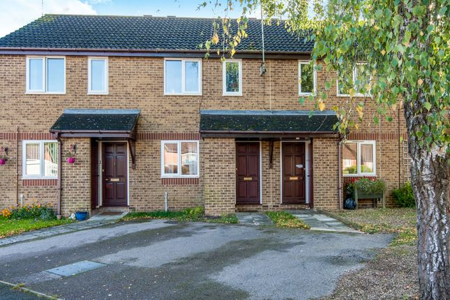 Thumbnail Terraced house for sale in Impson Way, Mundford, Thetford
