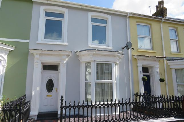 Thumbnail Town house for sale in Coldstream Street, Llanelli
