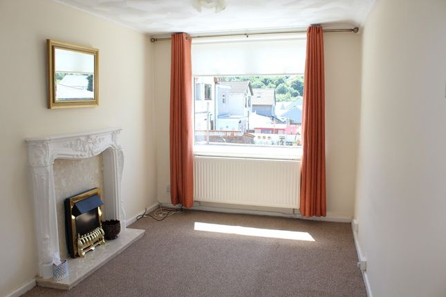 Thumbnail Duplex to rent in Gelligalled Road, Ystrad