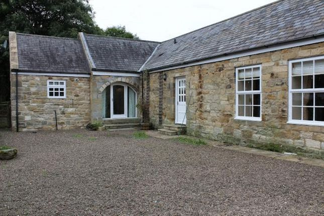Thumbnail Cottage to rent in Badgers View, Lightwater, Mitford - Two Bedroom Cottage