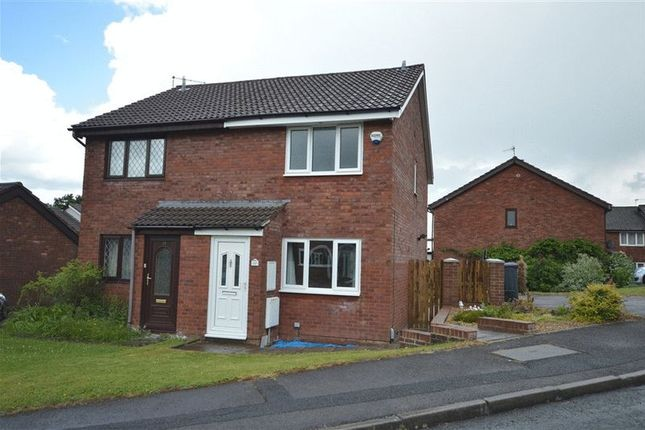 Thumbnail Semi-detached house to rent in Pentre Close, Coed Eva, Cwmbran