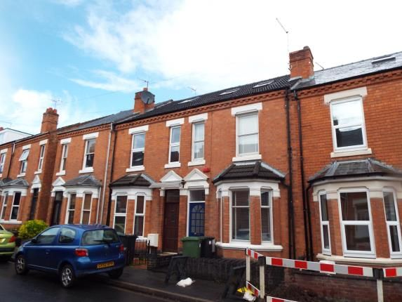 2 bed terraced house for sale in St. Dunstans Crescent, Worcester, Worcestershire