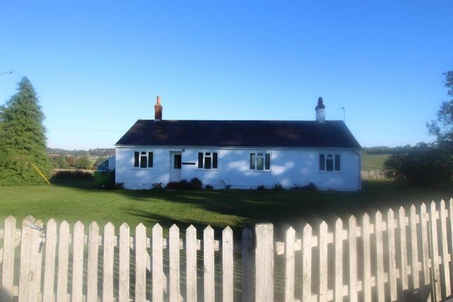 Thumbnail Detached bungalow to rent in Upper Lanham Farm, Alresford