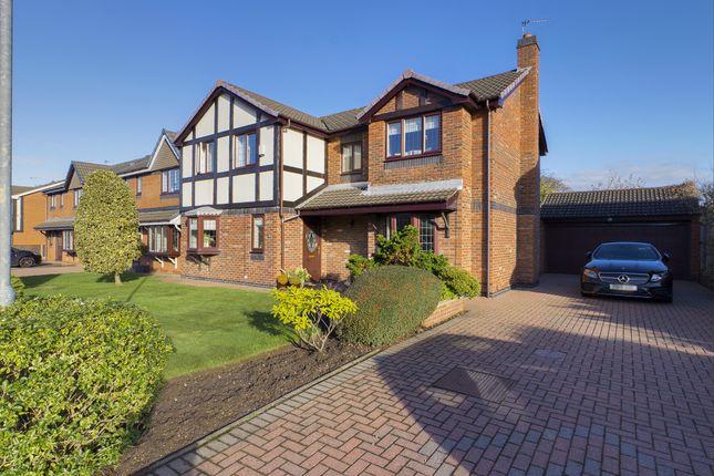 4 bed detached house for sale in Beaumont Gardens, Poulton-Le-Fylde FY6