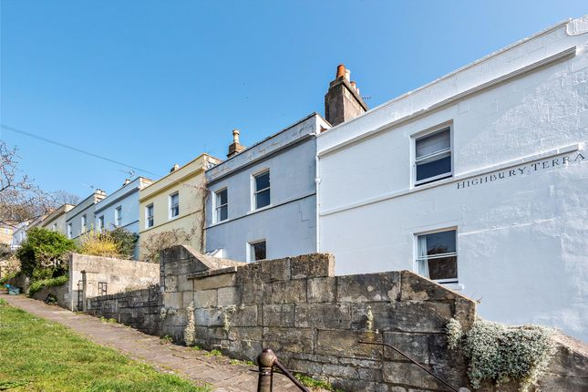 Thumbnail End terrace house for sale in Highbury Terrace, Bath, Somerset