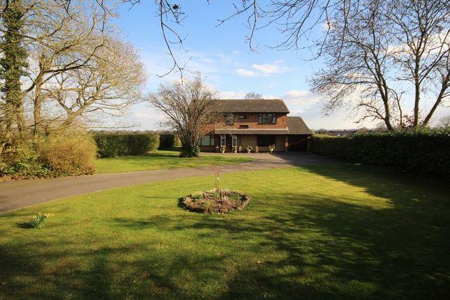 Thumbnail Detached house for sale in Higham Lane, Tonbridge