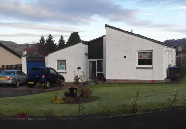 Thumbnail Detached bungalow for sale in Karnley 13 The Loaning, Denholm, Hawick