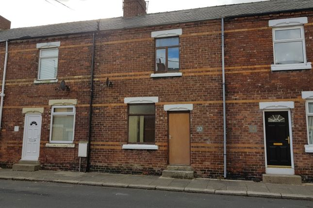 Thumbnail Terraced house for sale in Eighth Street, Peterlee, County Durham