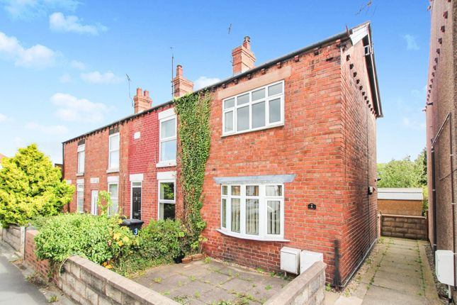 Thumbnail End terrace house for sale in Prospect Terrace, Caergwrle