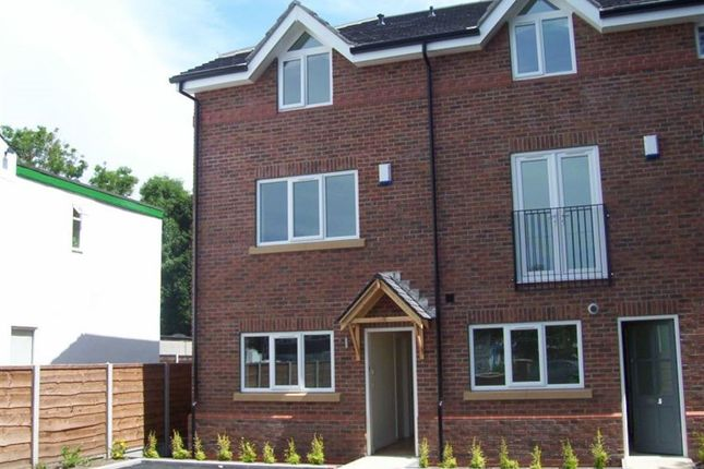 Thumbnail Town house to rent in Victoria Court, London Road, Poynton, Stockport