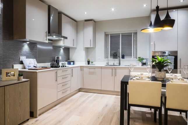Example Kitchen of St. Albans Road, Watford WD24