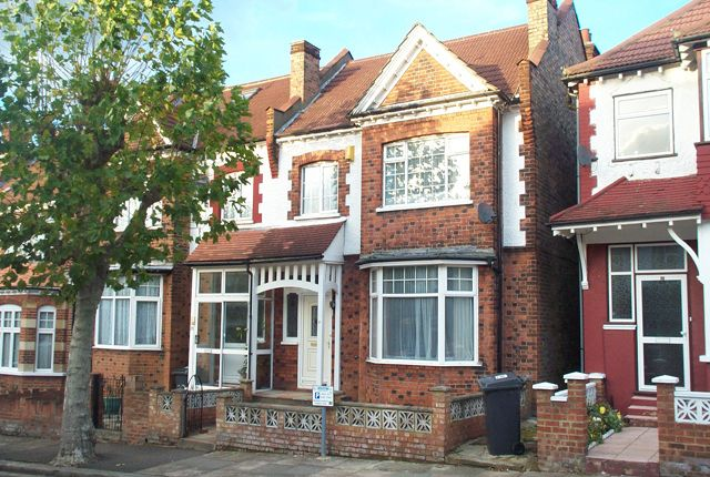 Thumbnail Semi-detached house to rent in Cornwall Avenue, Finchley Central, London
