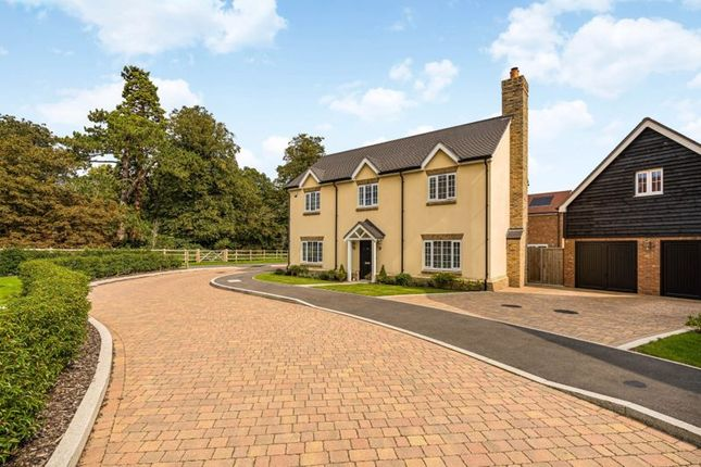 Thumbnail Detached house for sale in Raven Forge, Stone, Aylesbury, Buckinghamshire