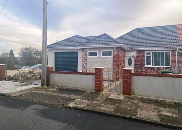 Thumbnail Semi-detached house for sale in Old Woodlands Road, Plymouth