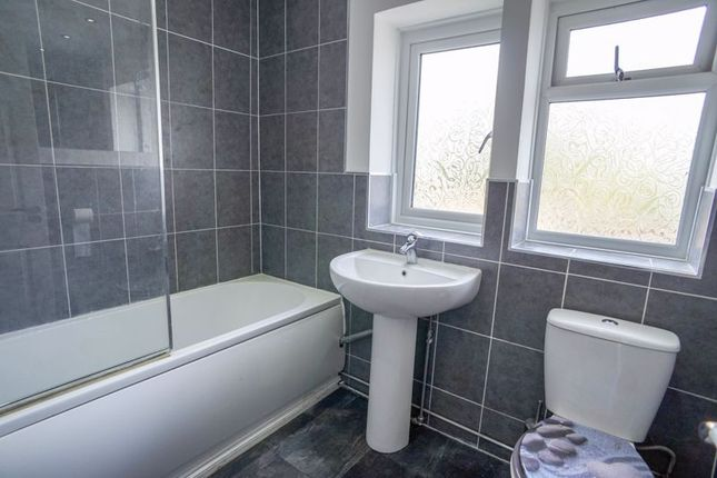 Family Bathroom of Bardfield, Vange, Basildon SS16