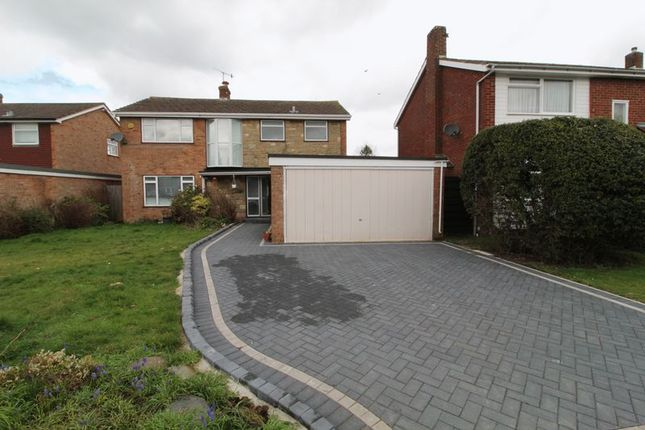 Thumbnail Detached house to rent in Woodfield Drive, Hemel Hempstead