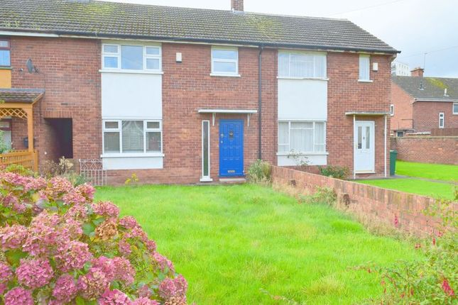 Thumbnail Terraced house for sale in Blacon Point Road, Blacon, Chester