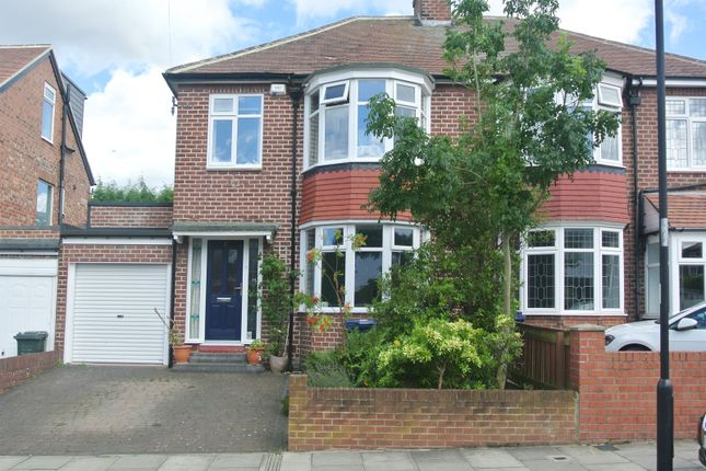 Thumbnail Property to rent in Kingsway Avenue, Gosforth, Newcastle Upon Tyne
