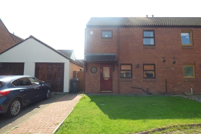 Thumbnail Semi-detached house for sale in Coledale Meadows, Carlisle