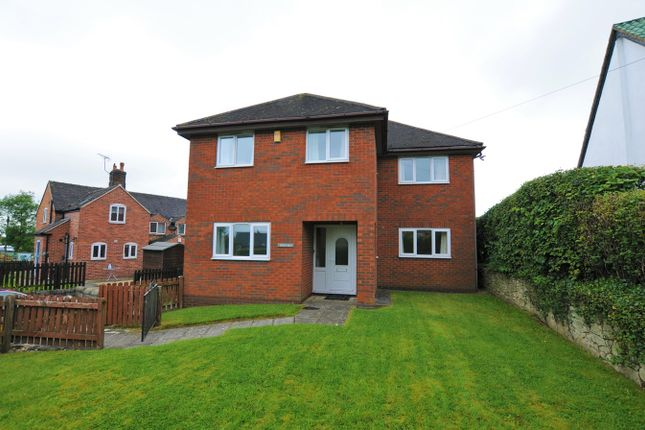 Thumbnail Town house for sale in 1A Windmill Lane, Ashbourne
