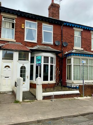 3 bed terraced house for sale in Handley Road, Blackpool FY1