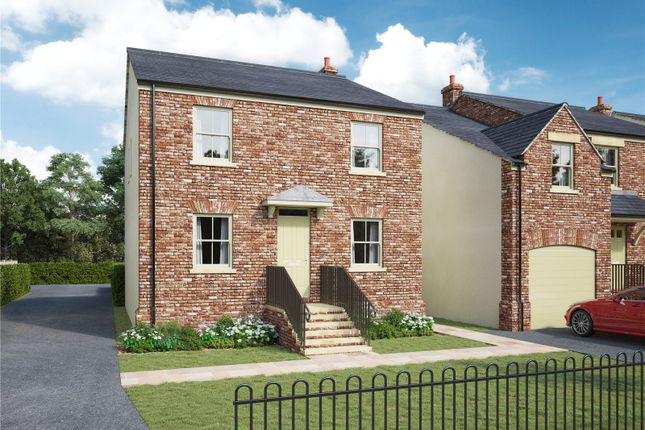 Thumbnail Detached house for sale in Laxton House, Lake Lane, Frampton On Severn, Gloucestershire