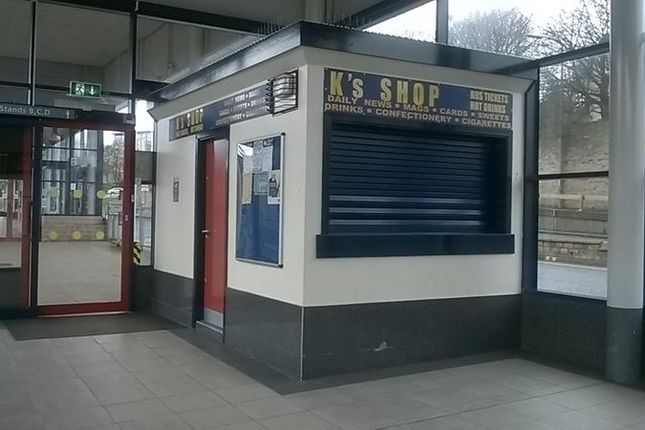 Retail premises to let in Brighouse Bus Station, Ganny Road, Brighouse