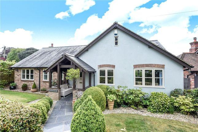 Thumbnail Detached bungalow for sale in Tarrant Keyneston, Blandford Forum