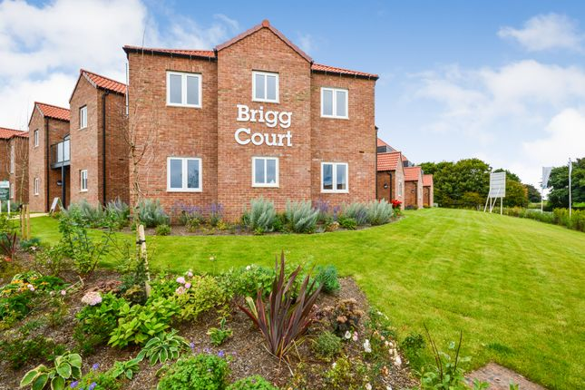Thumbnail Flat for sale in Brigg Court, Chantry Gardens, Filey