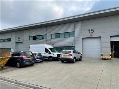 Thumbnail Industrial to let in Unit 15 (Plot 13) Laker Road, Rochester Airport Estate, Rochester, Kent
