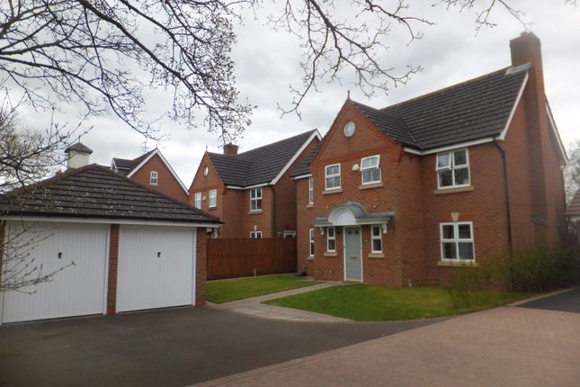 Thumbnail Detached house for sale in The Woodlands, Sutton Coldfield